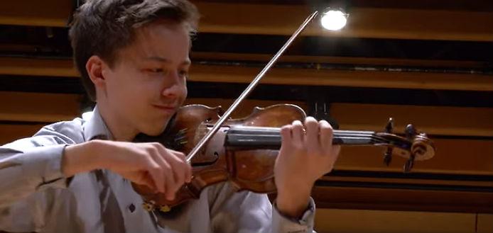 Johan Dalene Ravel Tzigane