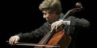 Jonathan Roozeman Cello Cellist Cover