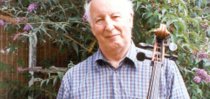 Keith Harvey Cellist Obituary Cover