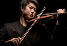 Kevin Lin Violin London Philharmonic Cover
