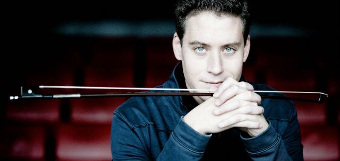 Kristof Barati Queen Elisabeth Violin Comp Cover