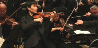 Lorenz Chen Violinist Marteau Competition Cover
