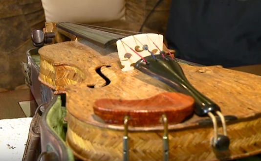 Matchstick Violin