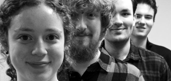 Milton String Quartet Fischoff Competition Cover