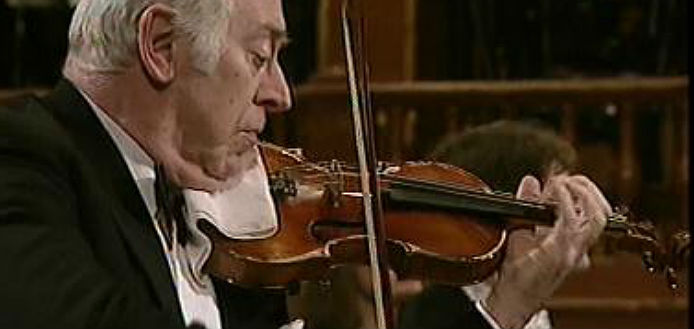 Peter Komlos Violin Died Passed Away Cover
