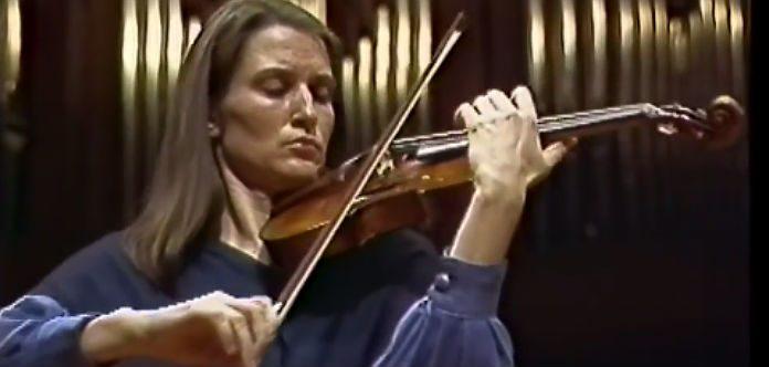 Viktoria Mullova Brahms