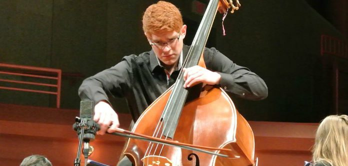 Aaron Olguin Double Bass Bassist Cover