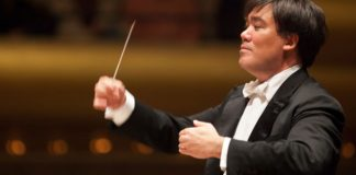 Alan Gilbert Conductor Cover