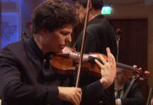 Augustin Hadelich Brahms