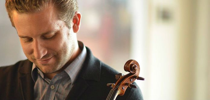Benjamin Bowman Violin Violinist Cover
