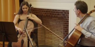 Brahms 2nd Symphony Cello Masterclass