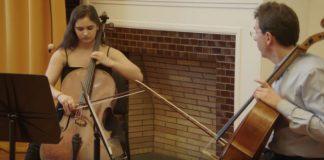 Brahms 2nd Symphony Cello Masterclass