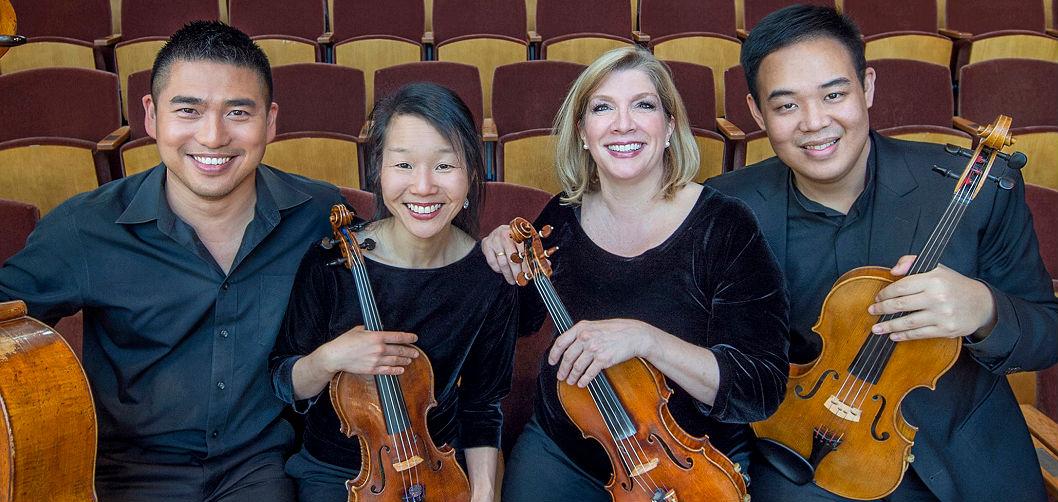 Cleveland's Cavani String Quartet Announce Cellist Switch-Out