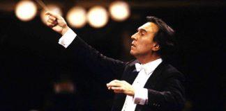 Claudio Abbado Born