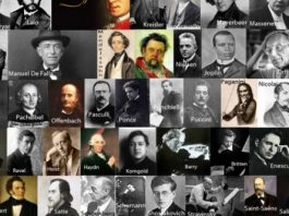 Composers Cover