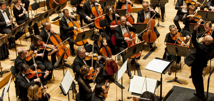 National Orchestra of France Audition