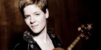 Isabelle Faust Violin Violinist Cover