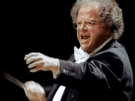 James Levine Birthday
