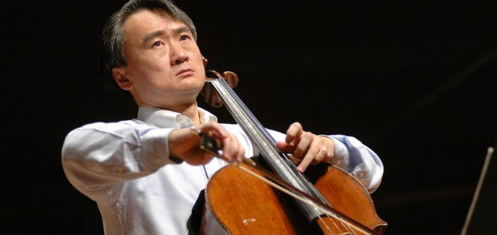Jian Wang Cello Cellist Cover