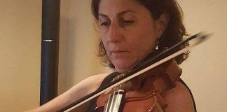 Jocelyn Gertel Violin Violinist Cover