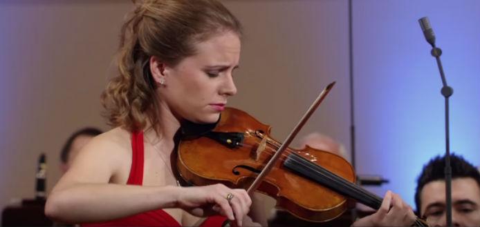 Julia Fischer Martinu