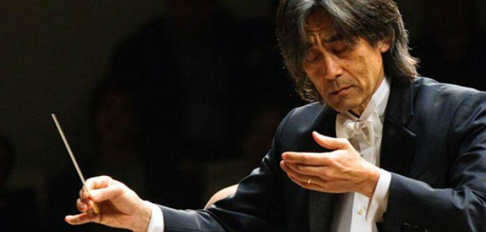 Kent Nagano Conductor Cover
