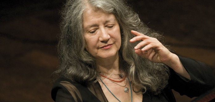 Martha Argerich Birthday