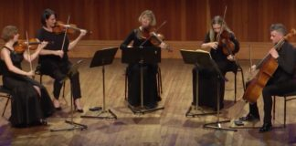 Michael Hill International Violin Competition Semi Final Cover