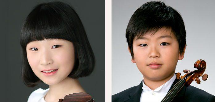 Nakyung Kang Eugene Kawai Violin Cover
