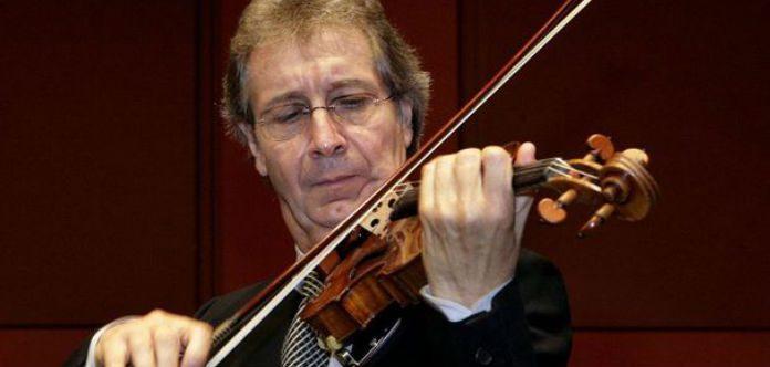 Pierra Amoyal Violin Violinist Cover