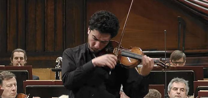 Sergey Khachatryan Sibelius