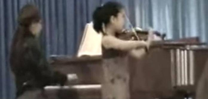Soo Been Lee Violin Violinist Prodigy Cover