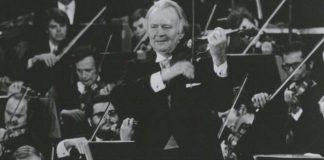 Willi Boskovsky Viiolinist Conductor Cover