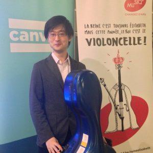 Yuya Okamoto Queen Elisabeth International Cello Competition