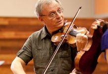 boris garlitsky Violin Violinist Cover
