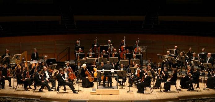 Edmonton Symphony Audition