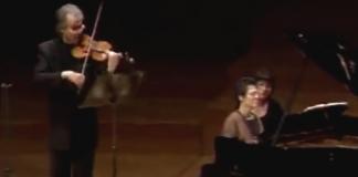 Augustin Dumay Beethoven Violin Sonata