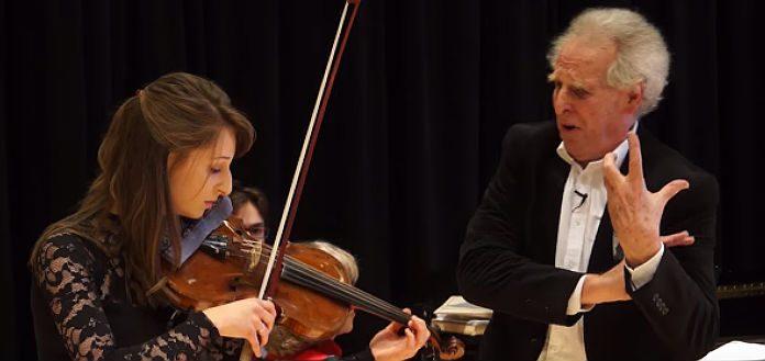 Benjamin Zander Brahms Masterclass