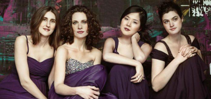 Cecilia String Quartet Cover