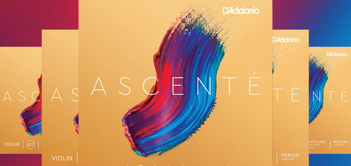 vc giveaway win 1 of 25 newly released d addario ascenté violin