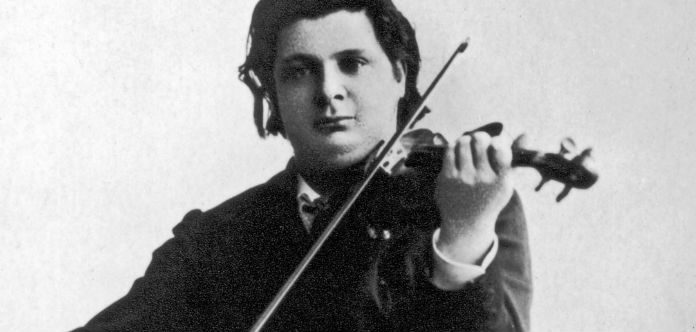 Violinist & Composer Eugène Ysaÿe Was Born On This Day in
