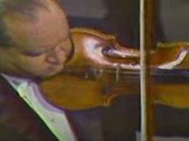 Great Violinists Bell Telephone Hour