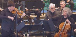 Joshua Bell Steven Isserlis Brahms Bravo Vail Cover