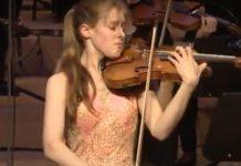 Lara Boschkor Violin Violinist Tonali Cover