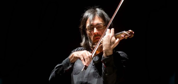 Leonidas Kavakos Violnist Cover