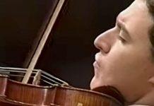 Maxim Vengerov Violin Violinist 1993 Cover