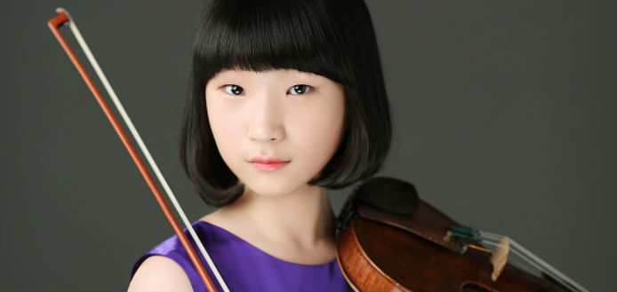 VC RISING STAR | Na Kyung Kang, 13 – Menuhin, Kloster Schöntal ... - The Violin Channel