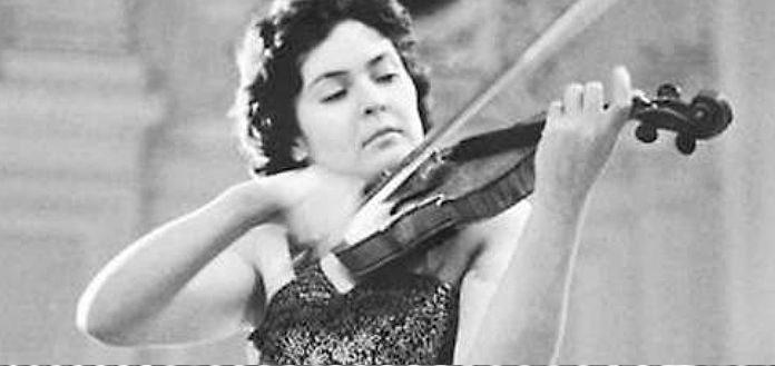 Russian Violin Virtuoso Nelli Shkolnikova Was Born On This