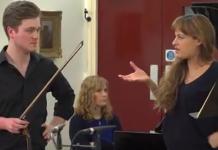 Nicola Benedetti Tchaikovsky Masterclass