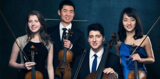 Omer Quartet New Cover